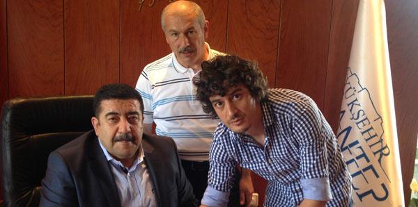 Gaziantep BŞB Özgür Öçal'ı aldı!
