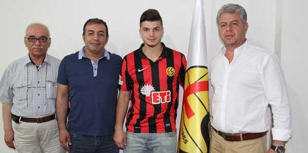 Birol Parlak Eskişehirspor'da