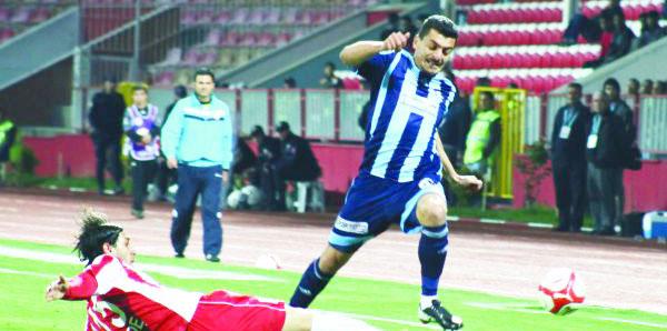 Mehmet Eren Poyraz Kayserispor'da