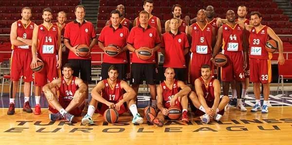 Galatasaray Euroleague'de