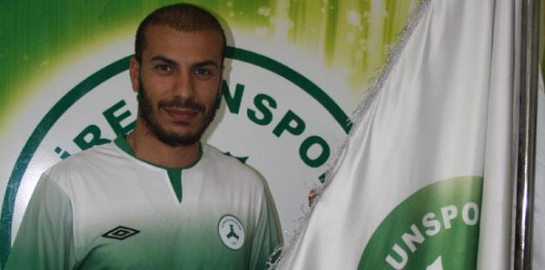 Abdulaziz Solmaz, Giresun'a imza attı!