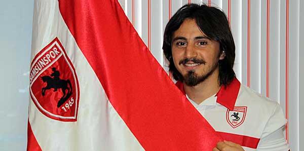 Recep Niyaz, Samsunspor'a imzayı attı