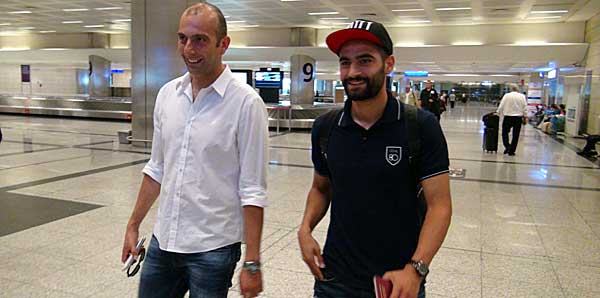 Mehmet Ekici, Trabzonspor için geldi