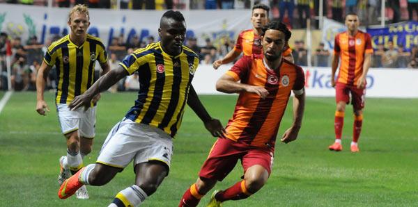 Süper Kupa Fenerbahçe'nin!