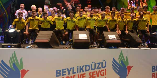 İstanbulspor'un yeni merkezi Beylikdüzü!