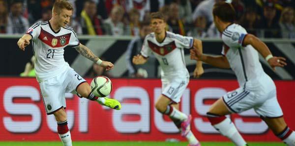 Borussia Dortmund'da Reus sakatlandı