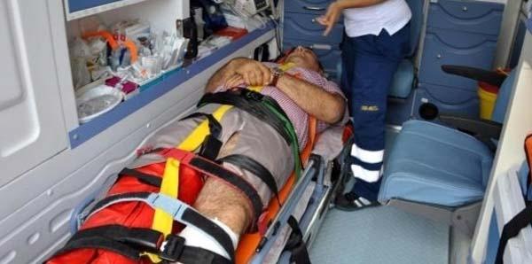 Kemer Tekirovaspor Başkanı'na silahlı saldırı