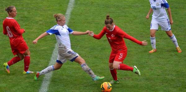Türkiye, Kazakistan'a fark attı: 6-1