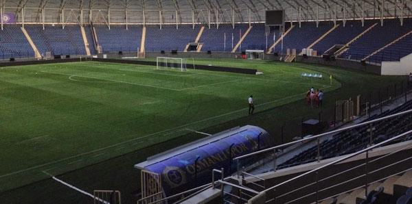 Osmanlı Stadı'nı Beşiktaş açacak!