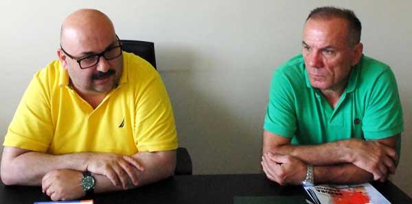 Giresunspor'da teknik direktör Mehmet Birinci ile yollar ayrıldı