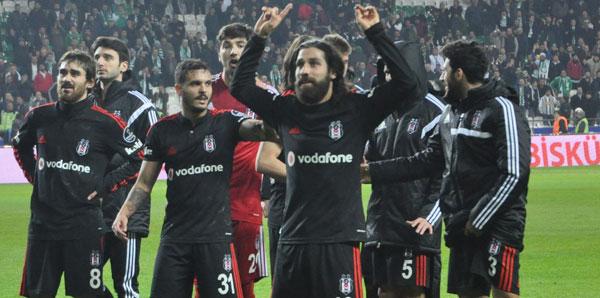 Beşiktaş son 23 yılın en iyisi!