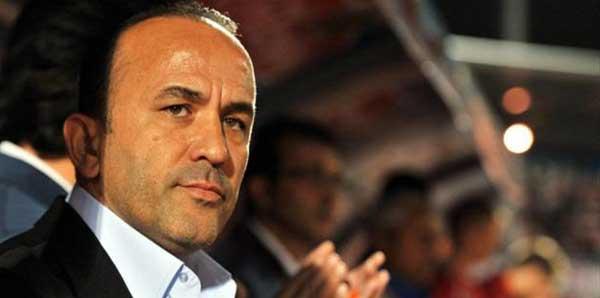 Kayseri Erciyesspor'un yeni hocası Mehmet Özdilek