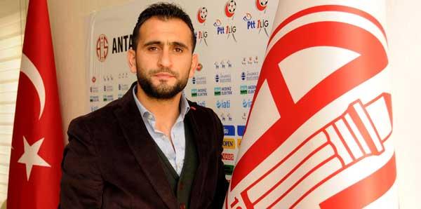 Erman Kılıç Antalyaspor'da