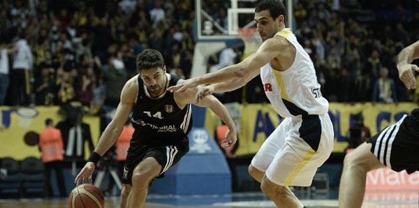 Fenerbahçe Ülker - Beşiktaş Integral Forex: 97-59