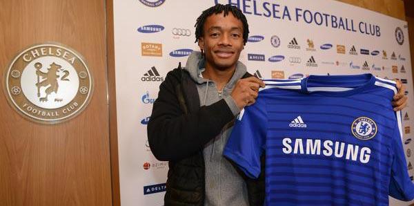 Chelsea Juan Cuadrado'yu aldı Mohamed Salah'ı gönderdi