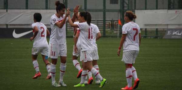 A Milli Kadın Futbol Takımı'nın rakibi Gürcistan!