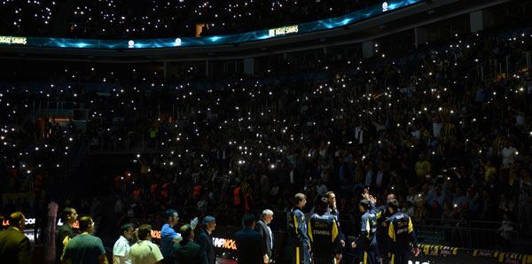Fenerbahçe Ülker THY Euroleague'de ikinci!