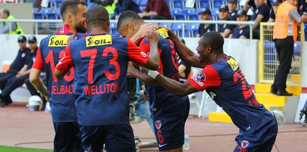 Mersin İdman Yurdu-Torku Konyaspor: 3-1