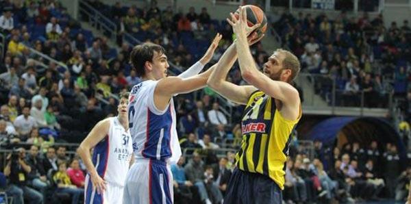Fenerbahçe Ülker Real Madrid Euroleague maçı ne zaman saat kaçta? - Futbol ve Spor Haberleri