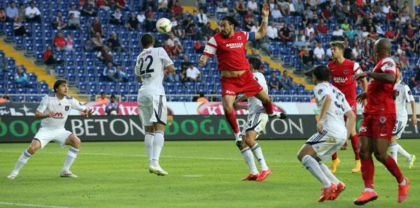 Mersin İdman Yurdu - İstanbul Başakşehir: 2-2