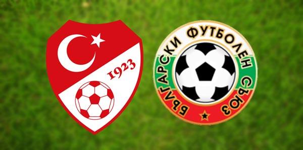 Türkiye Bulgaristan: 4-0
