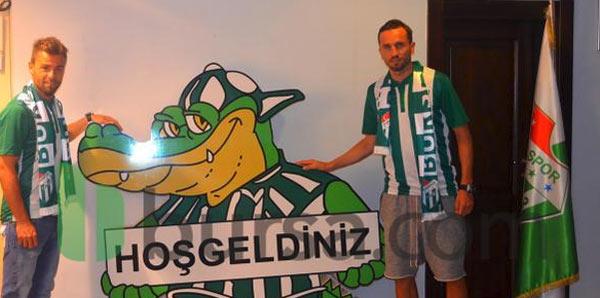 Tomas Sivok 2 yıllığına Bursaspor'da! Kontrolden geçti...