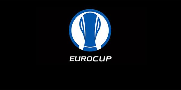Eurocup'ta torbalar belli oldu!