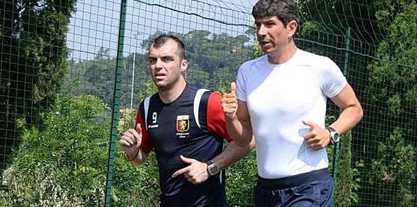 Pandev, Genoa'ya transfer oldu!