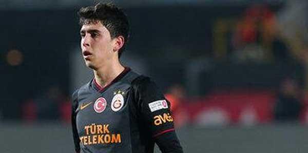 Alanyaspor, Galatasaray'dan Emre Can'ı kiraladı