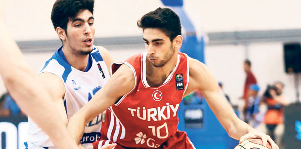 Furkan Korkmaz en iyi beşe seçildi