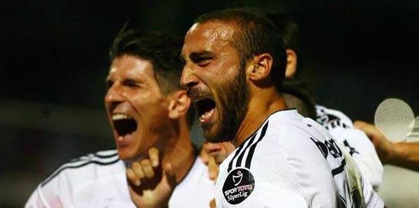 Beşiktaş 3000. golü bekliyor