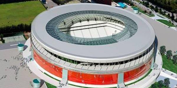 Antalya Arena kapılarını Beşiktaş maçıyla açıyor
