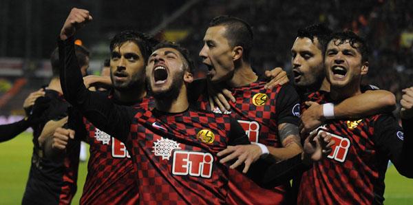 Eskişehirspor - Mersin İdman Yurdu: 3-2