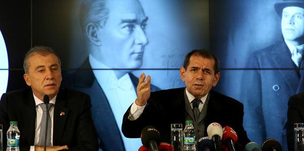 Özbek: Bu işi bırak, daha fazla ezilme Harun!