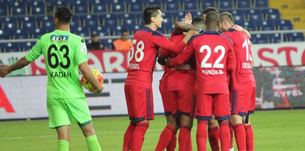 Mersin İdman Yurdu - Çaykur Rizespor: 3-0