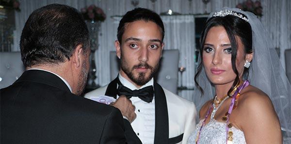 Tarık Çamdal, Erkan Zengin'in kız kardeşi ile evlendi
