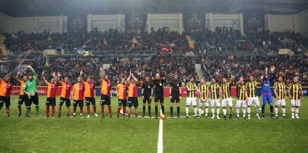 4 Büyükler Salon Turnuvası Fenerbahçe Galatasaray final sonucu: 8-6 - Futbol ve Spor Haberleri
