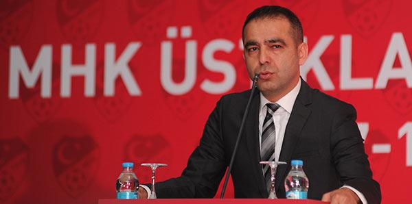 MHK Başkanı Kuddusi Müftüoğlu konuştu