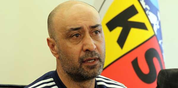 Kayserispor'da deprem! Tolunay Kafkas, Zeki Yavru ile kavga etti, yollar ayrıldı