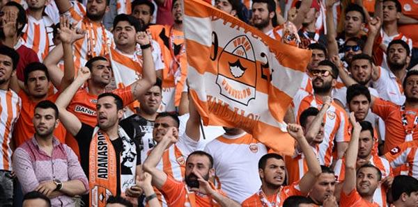 Adanaspor Süper Lig'de!
