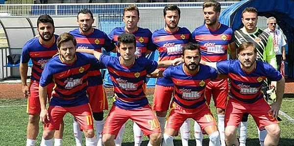 Ahmet Dursun, Büyükderespor ile sahalara döndü
