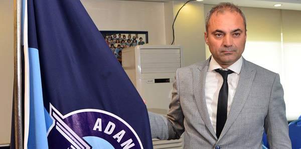 Adana Demirspor'un yeni teknik direktörü Erkan Sözeri
