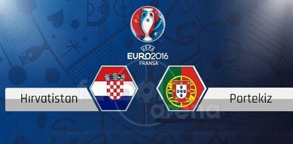 Hırvatistan Portekiz maçı ne zaman saat kaçta hangi kanalda? - Futbol ve Spor Haberleri