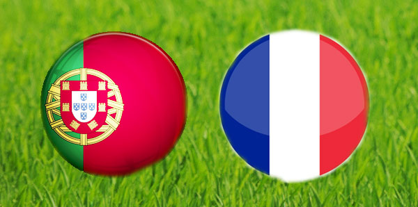 Portekiz Fransa: 1-0