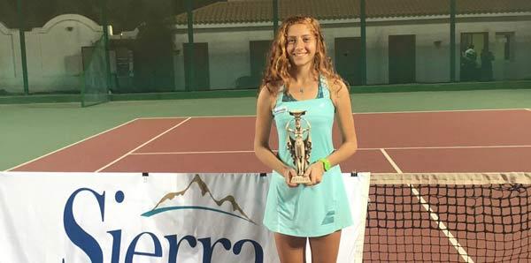 Berfu Cengiz, Mısır'da şampiyon oldu