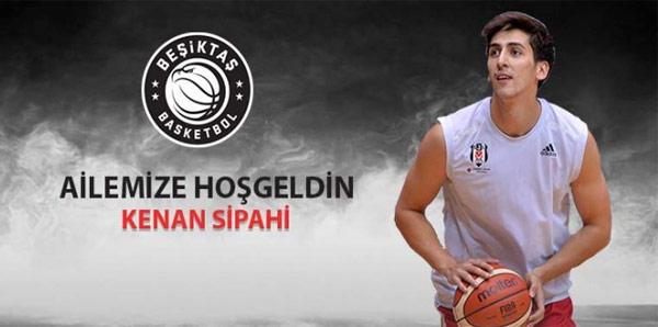 Kenan Sipahi Beşiktaş Sompo Japan'da