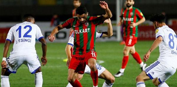 FIFA'dan Karşıyaka'ya 2 dönem transfer yasağı!