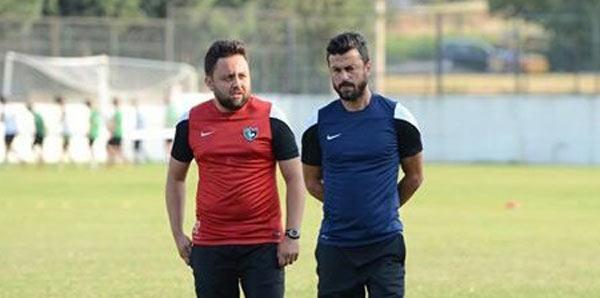 Ali Tandoğan teknik direktör oldu!