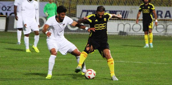 TFF 1.Lig'de toplu sonuçlar