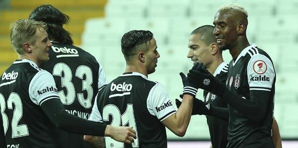 Beşiktaş'ın yeni transferi Talisca